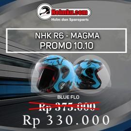 PROMO 10.10 - NHK R6 MAGMA