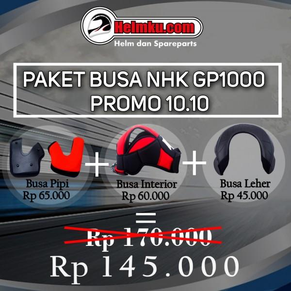 PROMO 10.10 - PAKET BUNDLING BUSA - NHK GP1000