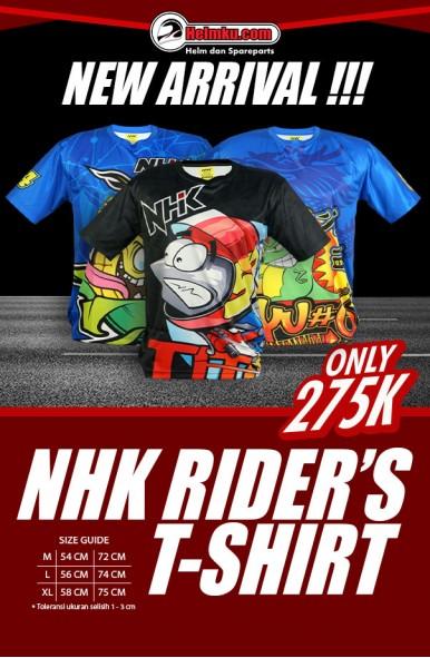 NHK RIDER T-SHIRT