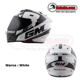 GM RACE PRO 1 VISOR – ZR 650