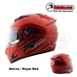 PROMO KEMERDEKAAN - GM RACE PRO 2 VISOR – SOLID - ROYAL RED