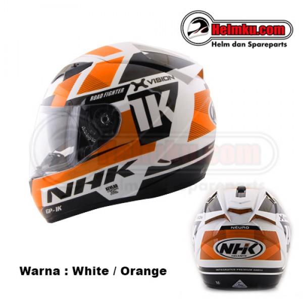 NHK GP1000 – X VISION + PINLOCK