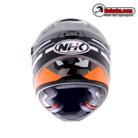 NHK GP PRIME – AEROSONIC – BLACK / ORANGE DOFF