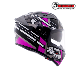 NHK GP PRIME – AEROSONIC – BLACK / PURPLE DOFF