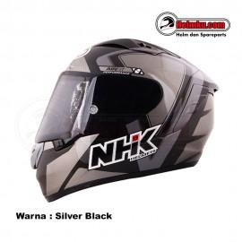 NHK GPR-TECH PROTON - BLACK / SILVER