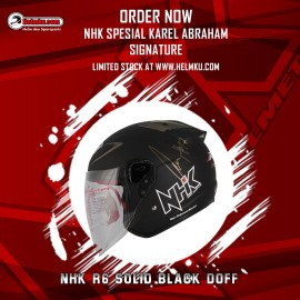 NHK R6 - SOLID (KAREL SIGNATURE)