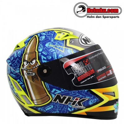 NHK TERMINATOR RACING - GP EDITION KAREL # 1 (INDENT)