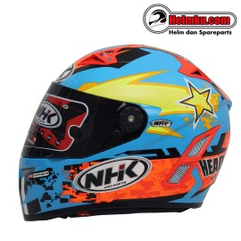 NHK TERMINATOR RACING - HEAD MACHINE