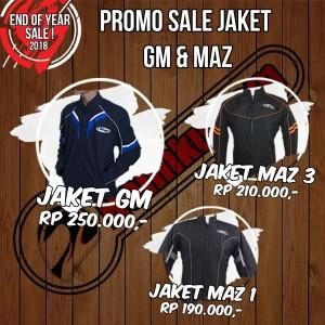 PROMO END YEAR SALE  - JAKET GM # 1
